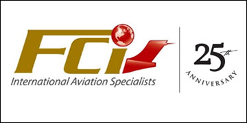Logo for Flight Crew International (FCI)