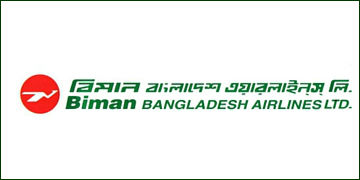 Logo for Biman Bangladesh Airlines Limited